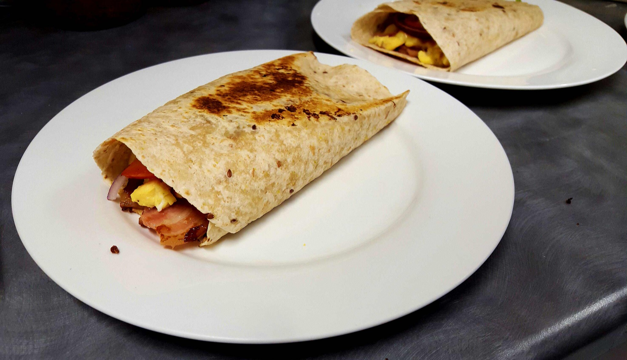 Big Bertha Brekkie Burritos
